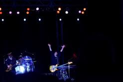 Robby Takac bass player for the Goo Goo Dolls